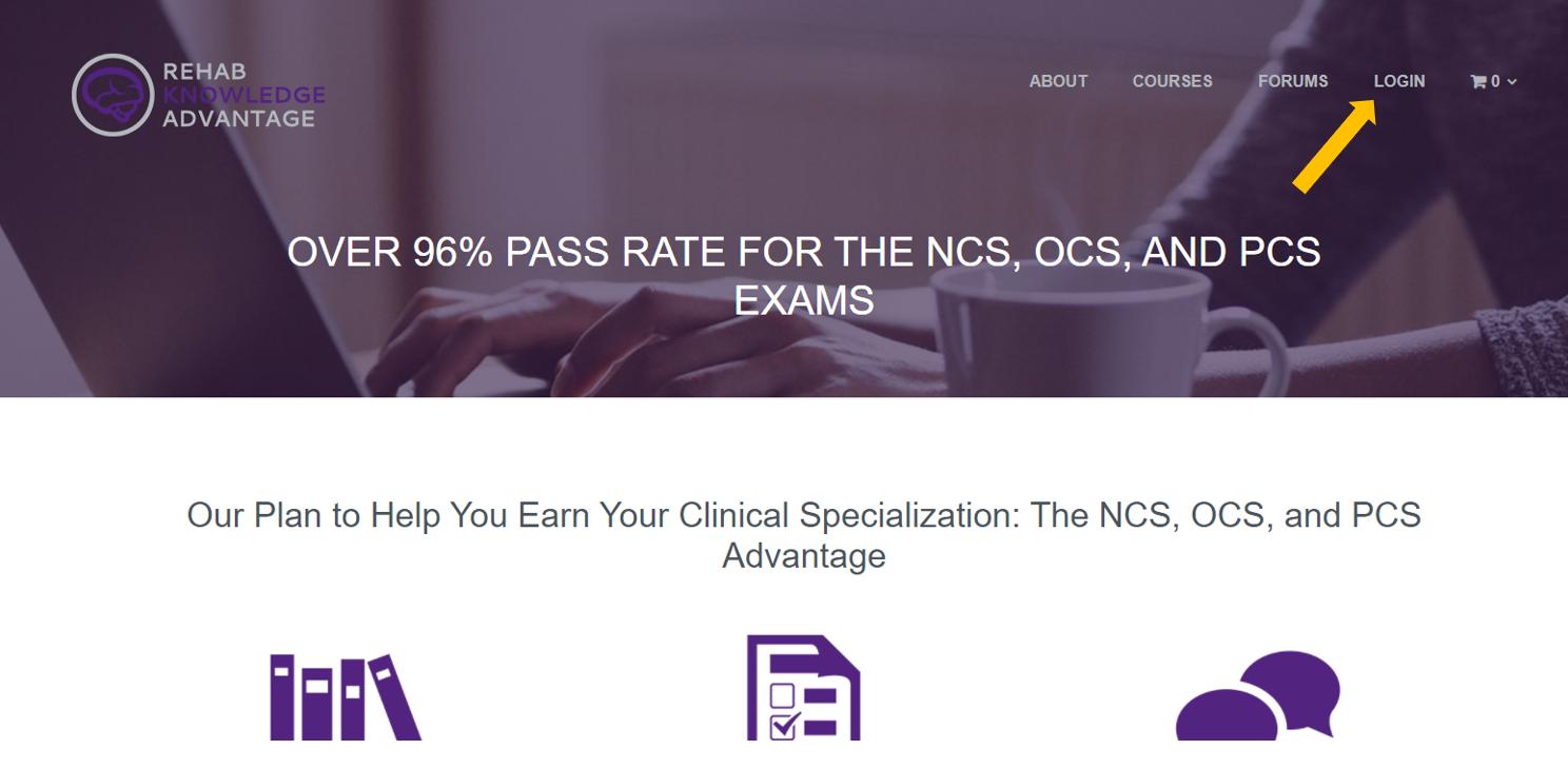 NCS prep course